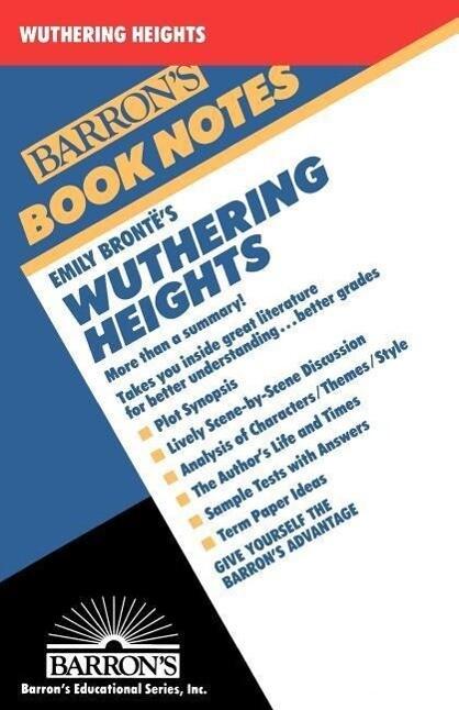Emily Bronte's Wuthering Heights als Taschenbuch