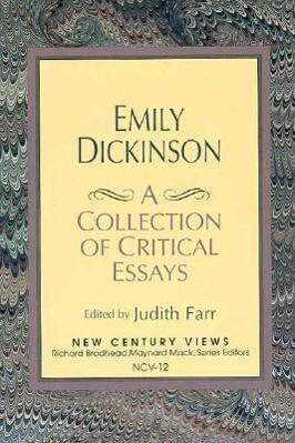 Emily Dickinson: A Collection of Critical Essays als Taschenbuch