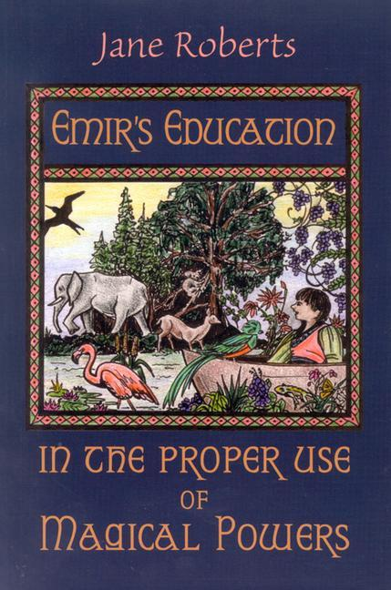 Emir's Education in the Proper Use of Magical Powers [With Flaps] als Taschenbuch