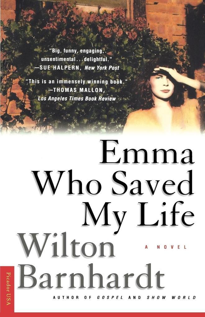 Emma Who Saved My Life als Taschenbuch