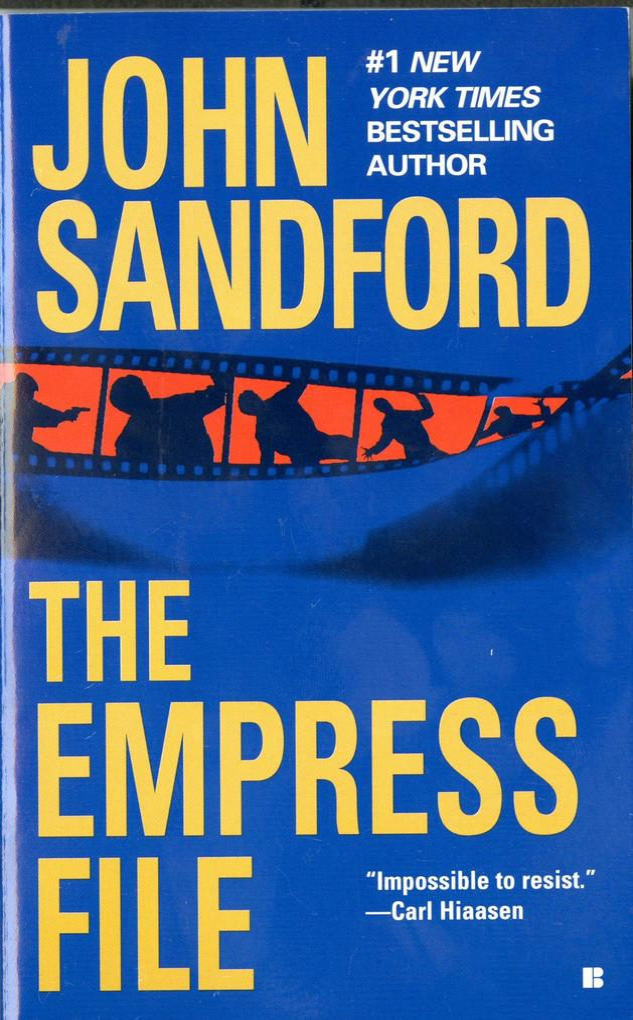 The Empress File als Taschenbuch