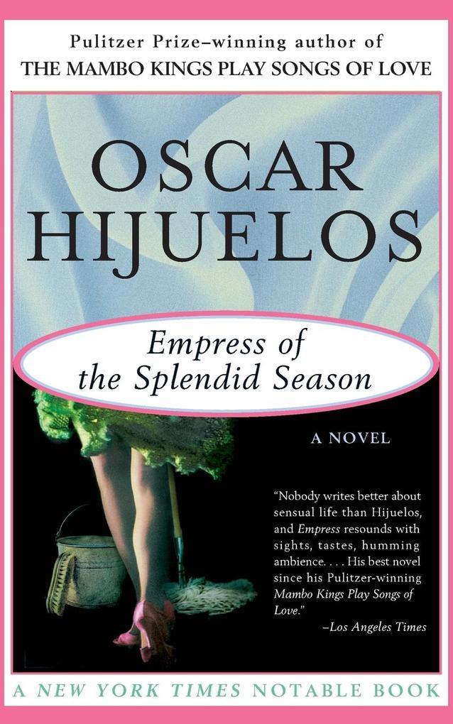 Empress of the Splendid Season als Taschenbuch