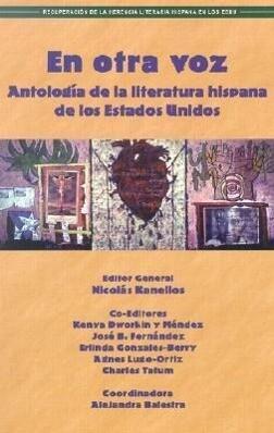 En Otra Voz: Antologia de la Literatura Hispana de los Estados Unidos als Taschenbuch