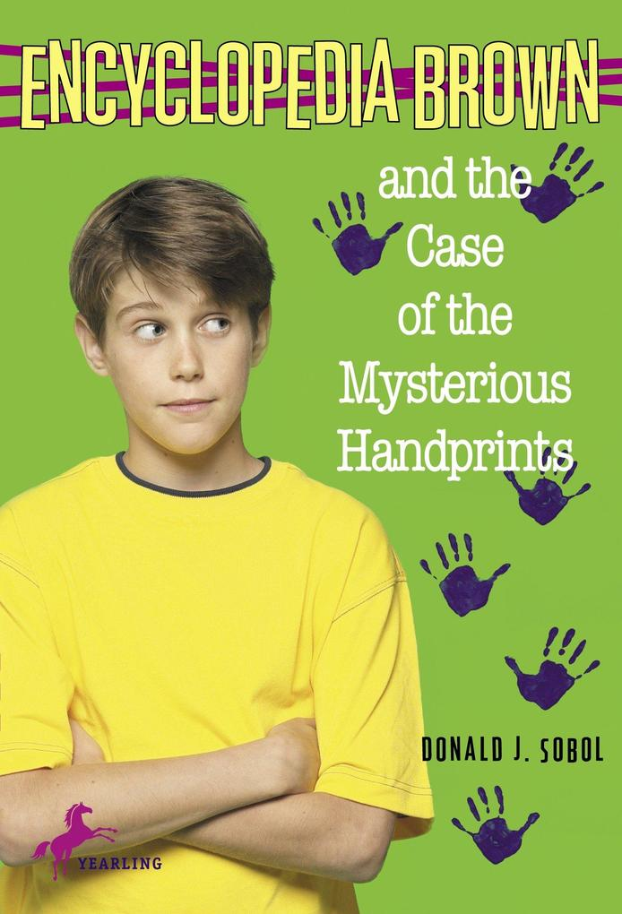 Encyclopedia Brown and the Case of the Mysterious Handprints als Taschenbuch