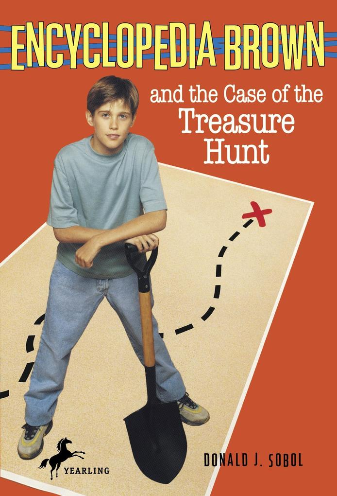Encyclopedia Brown and the Case of the Treasure Hunt als Taschenbuch