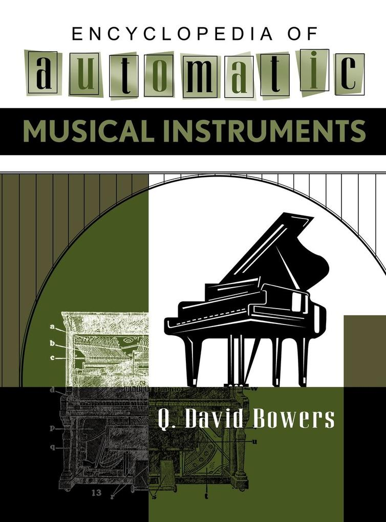 Encyclopedia of Automatic Musical Instruments als Buch