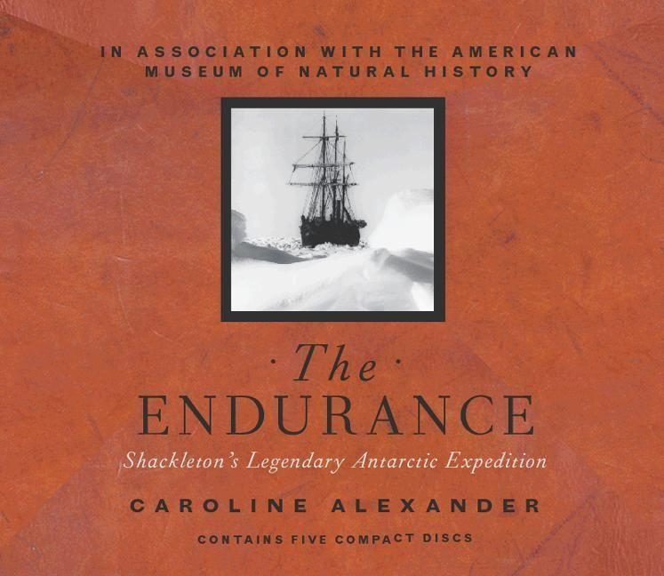 The Endurance als Hörbuch