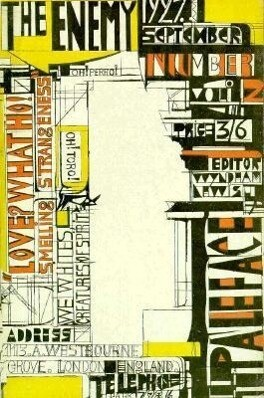 Enemy: A Review of Art and Literature als Taschenbuch