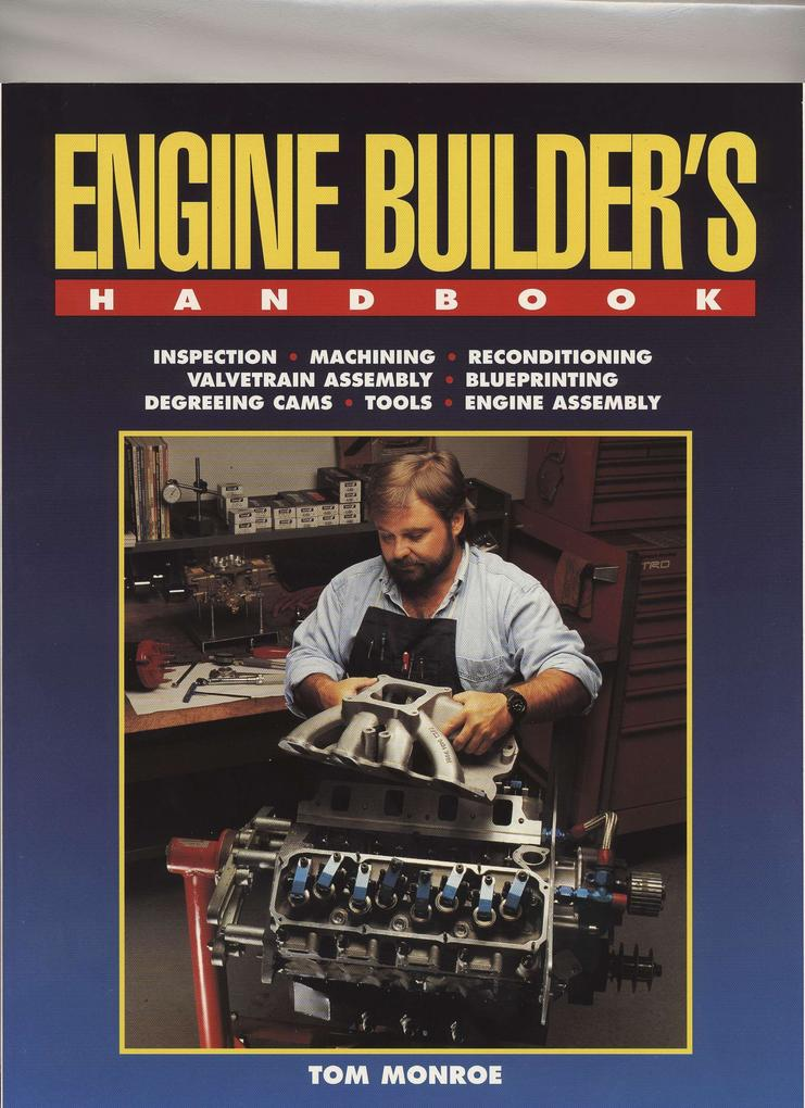 Engine Builder's Handbook Hp1245: How to Rebuild Your Engine to Original or Improved Condition als Taschenbuch