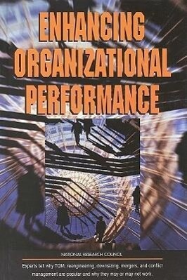 Enhancing Organizational Performance als Buch