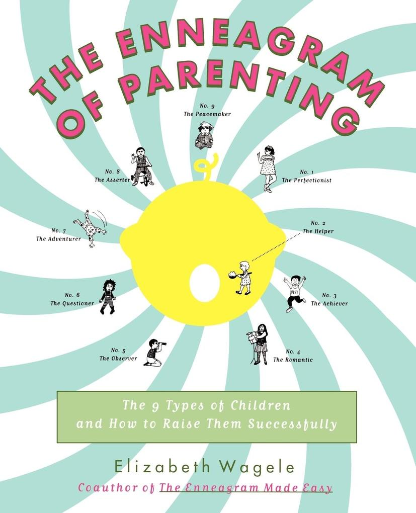The Enneagram of Parenting als Buch