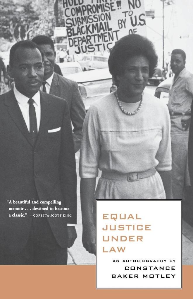 Equal Justice Under Law: An Autobiography als Taschenbuch