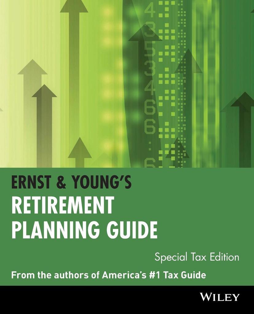 Ernst & Young's Retirement Planning Guide als Taschenbuch