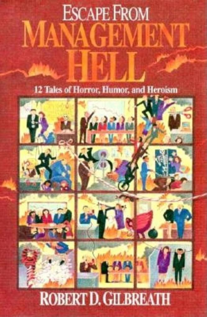 Escape from Management Hell als Buch