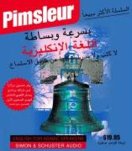Pimsleur English for Arabic Speakers Quick & Simple Course - Level 1 Lessons 1-8 CD: Learn to Speak and Understand English for Arabic with Pimsleur La als Hörbuch