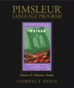 Pimsleur English for Italian Speakers Level 1 CD: Learn to Speak and Understand English as a Second Language with Pimsleur Language Programs als Hörbuch