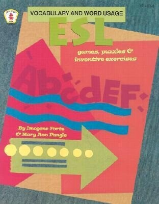 ESL Vocabulary and Word Usage Games, Puzzles, and Inventive Exercises als Taschenbuch