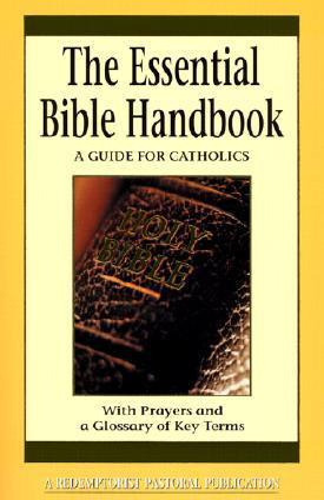ESSENTIAL BIBLE HANDBK als Taschenbuch