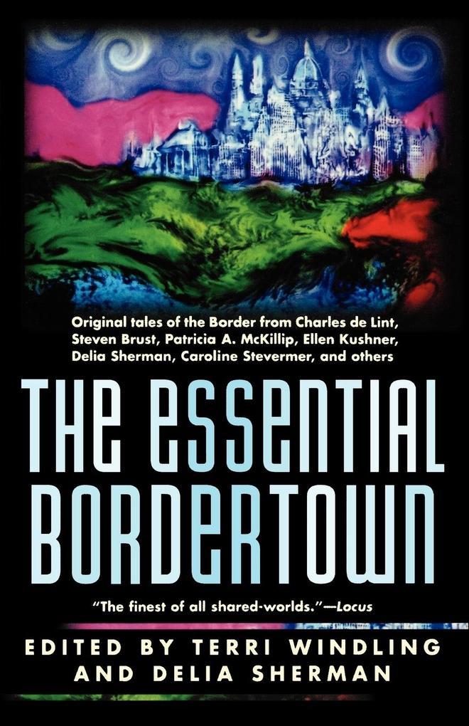 The Essential Bordertown als Taschenbuch