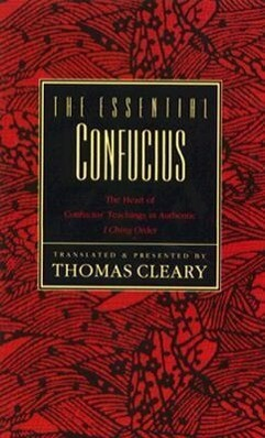 The Essential Confucius als Taschenbuch