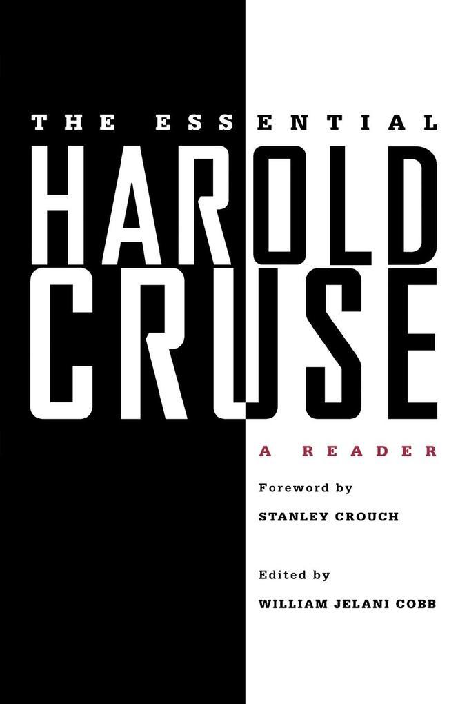 The Essential Harold Cruse als Taschenbuch