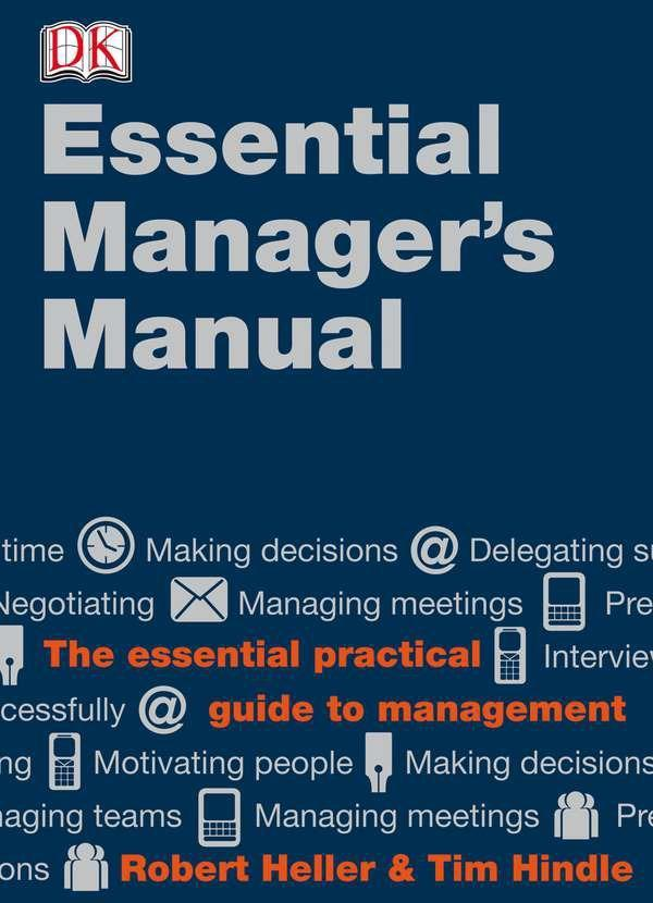 DK Essential Manager's Manual als Buch
