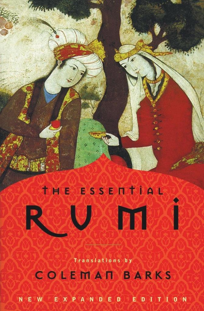 Essential Rumi - reissue als Buch
