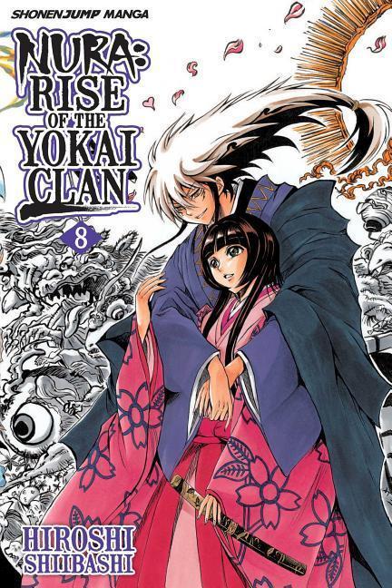 Nura: Rise of the Yokai Clan, Vol. 8 als Tasche...