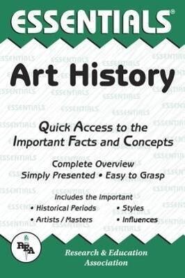 Art History Essentials als Taschenbuch