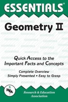 Geometry II Essentials als Buch