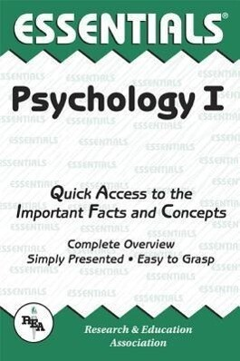 Psychology I Essentials als Taschenbuch