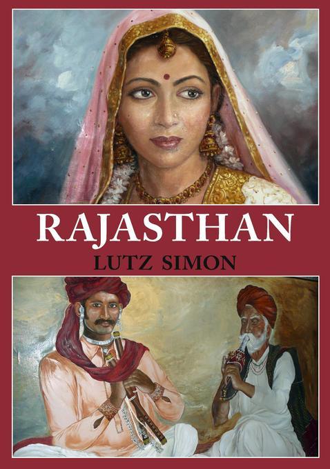 Rajasthan als Buch von Lutz Simon