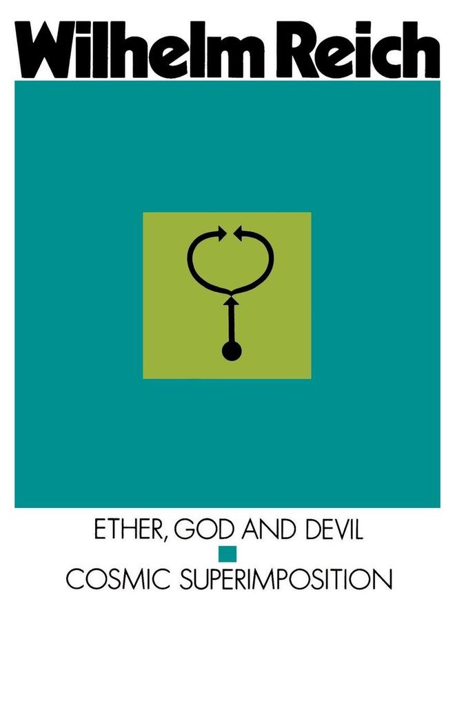Ether, God and Devil & Cosmic Superimposition als Taschenbuch