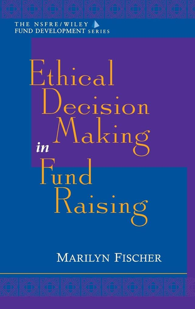 Ethical Decision Making als Buch