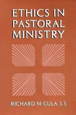 Ethics in Pastoral Ministry als Taschenbuch