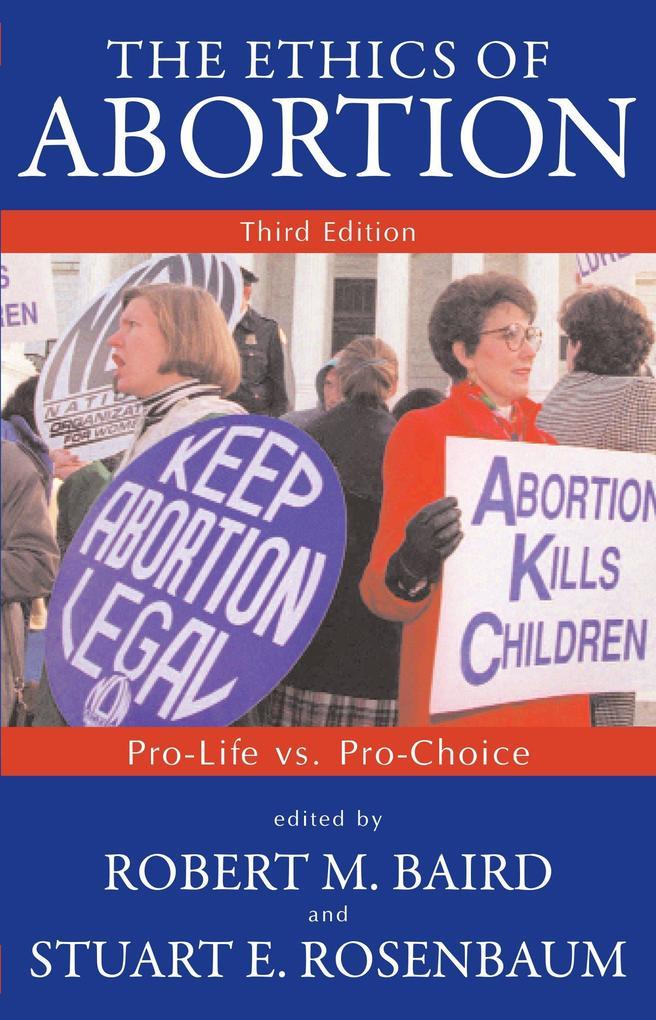 The Ethics Of Abortion als Taschenbuch