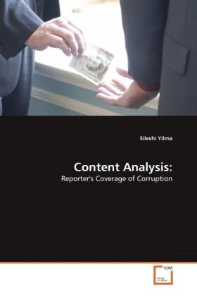 Content Analysis: als Buch von Sileshi Yilma