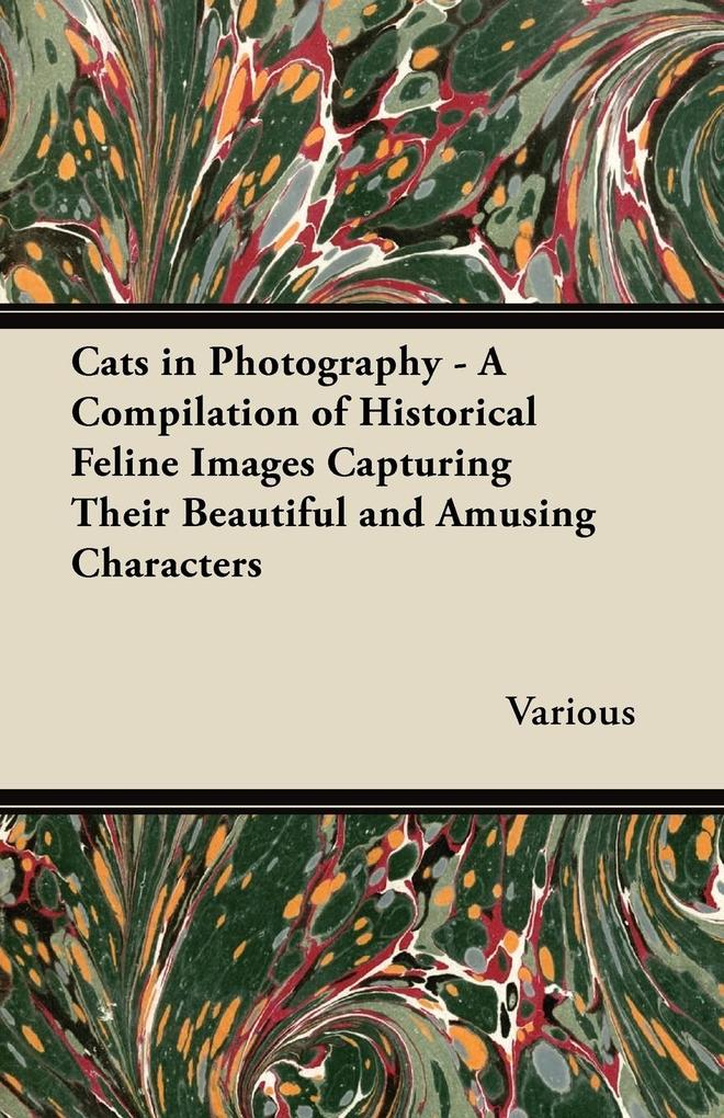 Cats in Photography - A Compilation of Historic...