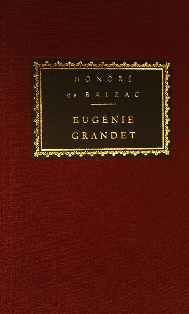 Eugenie Grandet als Buch