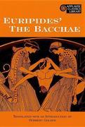 Euripides' the Bacchae als Taschenbuch