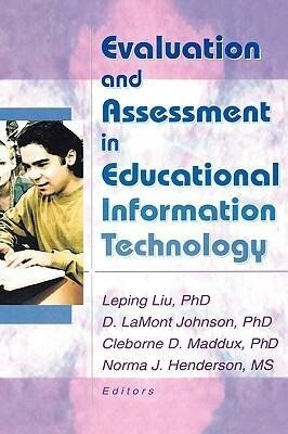 Evaluation and Assessment in Educational Information Technology als Buch