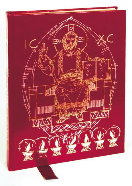 Evangeliario: Evangeliario als Buch