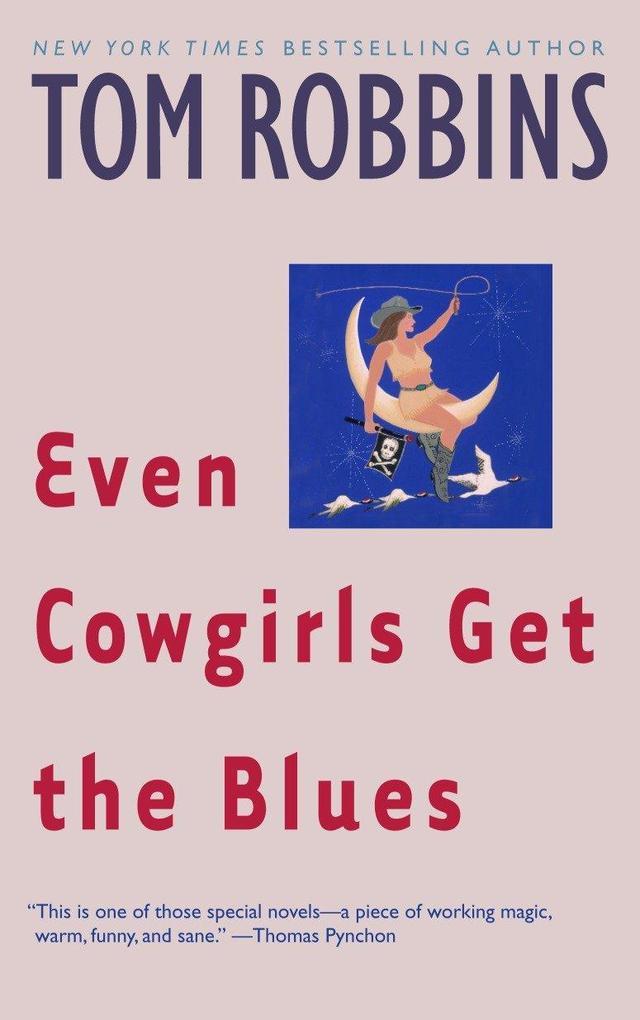 Even Cowgirls Get the Blues als Taschenbuch