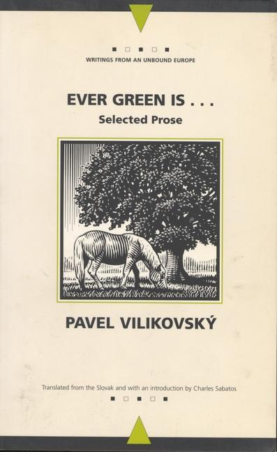 Ever Green Is...: Collected Prose als Taschenbuch