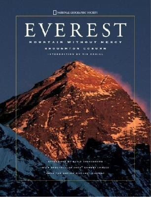 Everest: Mountain Without Mercy als Buch
