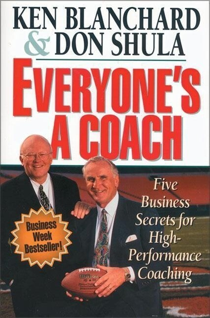 Everyone's a Coach: Five Business Secrets for High Performance Coaching als Taschenbuch
