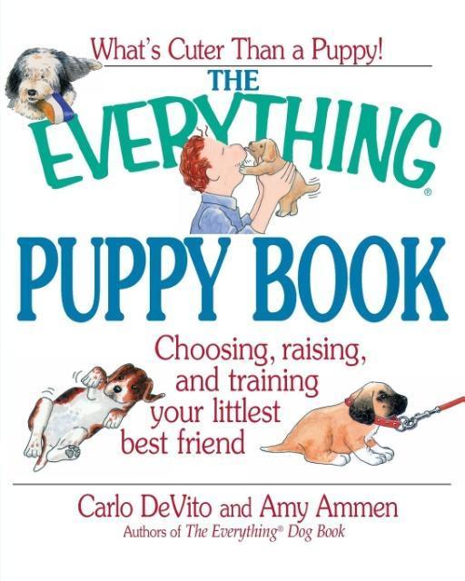 The Everything Puppy Book als Taschenbuch