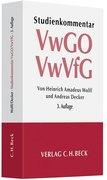 Verwaltungsgerichtsordnung (VwGO), Verwaltungsverfahrensgesetz (VwVfG)