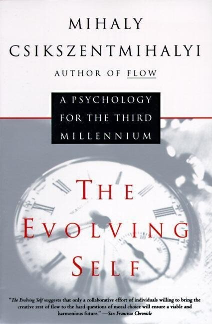 The Evolving Self als Taschenbuch