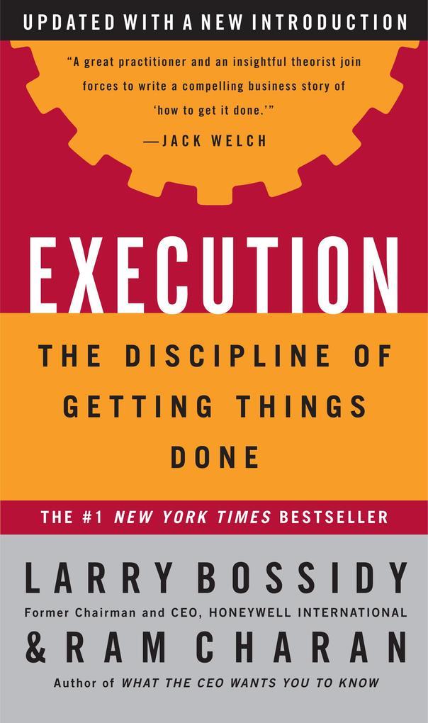 Execution als Buch
